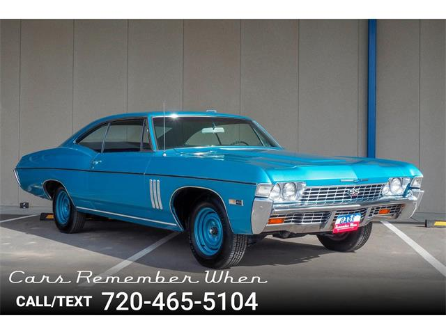 1968 Chevrolet Impala SS (CC-1201110) for sale in Englewood, Colorado