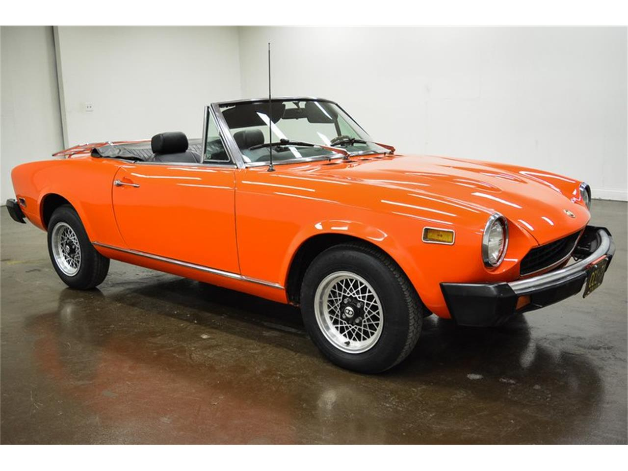 1978 Fiat 124 (CC-1201135) for sale in Sherman, Texas