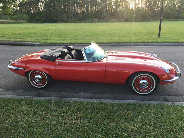 1972 Jaguar XKE (CC-1201240) for sale in ORLANDO, Florida