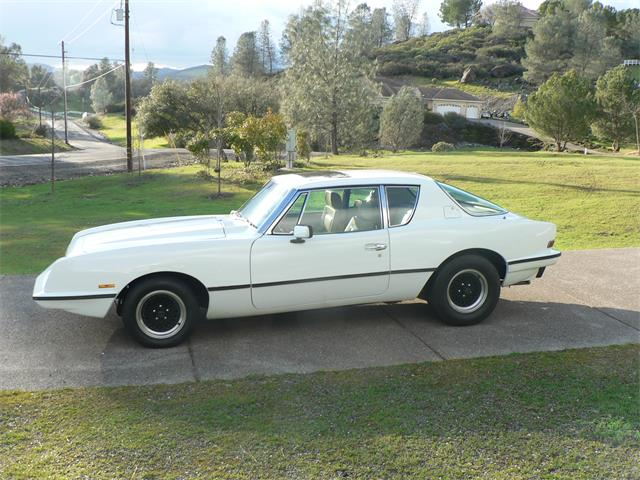 1985 Avanti Avanti II (CC-1201244) for sale in Placerville, California