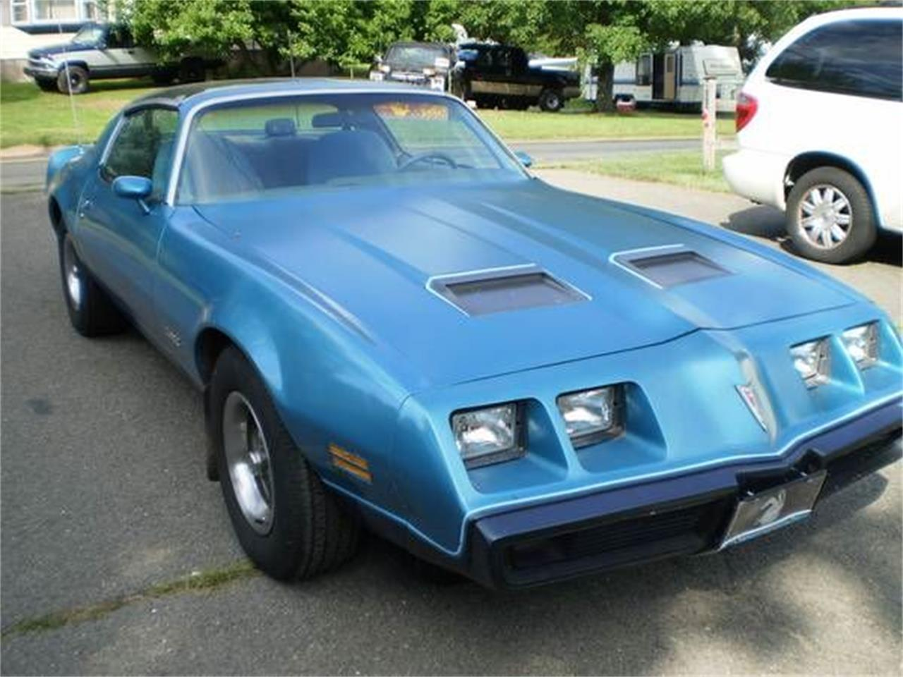 1979 Pontiac Firebird (CC-1201269) for sale in Cadillac, Michigan