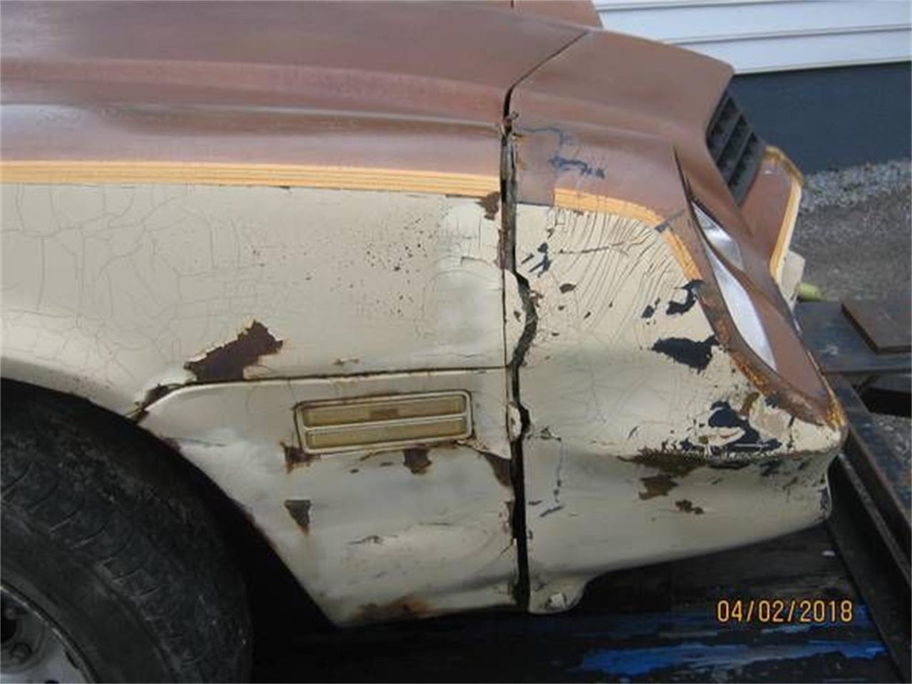1979 Chevrolet Camaro (CC-1200128) for sale in Cadillac, Michigan