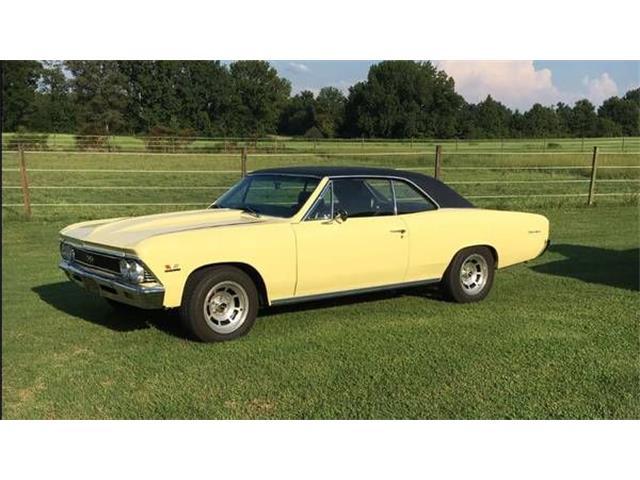 1966 Chevrolet Chevelle (CC-1200132) for sale in Cadillac, Michigan