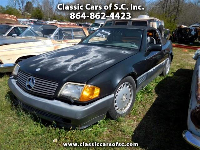 1991 Mercedes-Benz 500 (CC-1201408) for sale in Gray Court, South Carolina