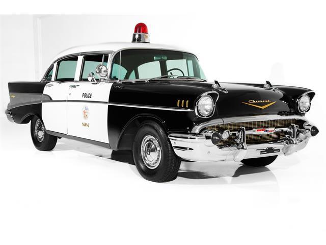 1957 Chevrolet Bel Air (CC-1201429) for sale in Des Moines, Iowa