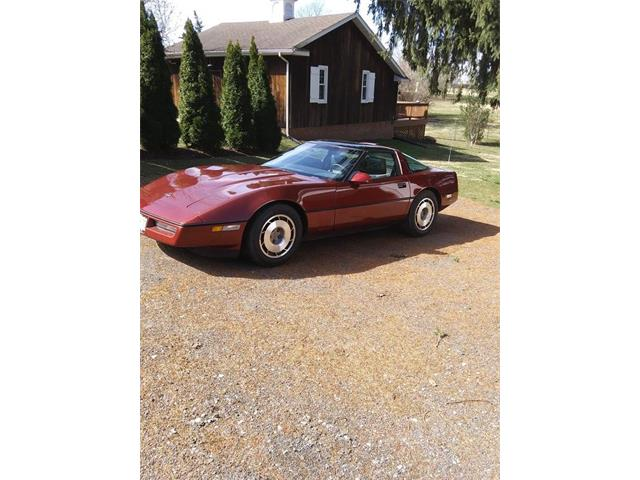 1987 Chevrolet Corvette (CC-1201434) for sale in West Pittston, Pennsylvania