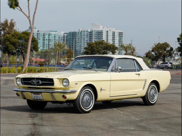 1965 Ford Mustang (CC-1201436) for sale in Marina Del Rey, California