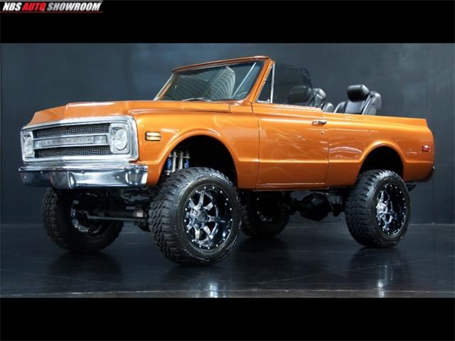 1970 Chevrolet Blazer (CC-1201441) for sale in Milpitas, California