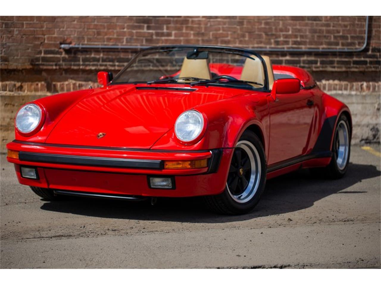1989 Porsche 911 Speedster (CC-1201487) for sale in Wallingford, Connecticut