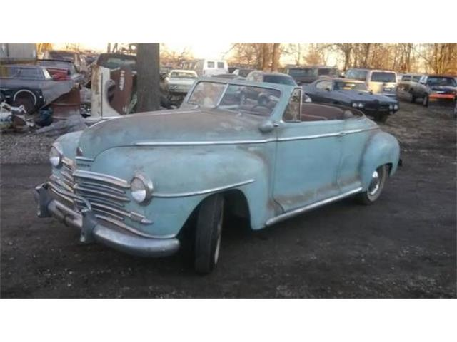 1947 Plymouth Special Deluxe (CC-1200149) for sale in Cadillac, Michigan
