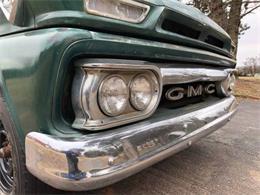 1962 GMC Suburban (CC-1201503) for sale in Cadillac, Michigan