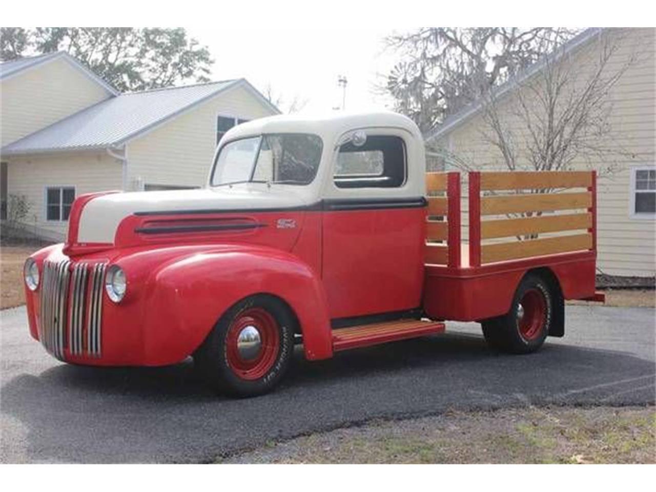 1947 Ford Custom (CC-1201507) for sale in Cadillac, Michigan
