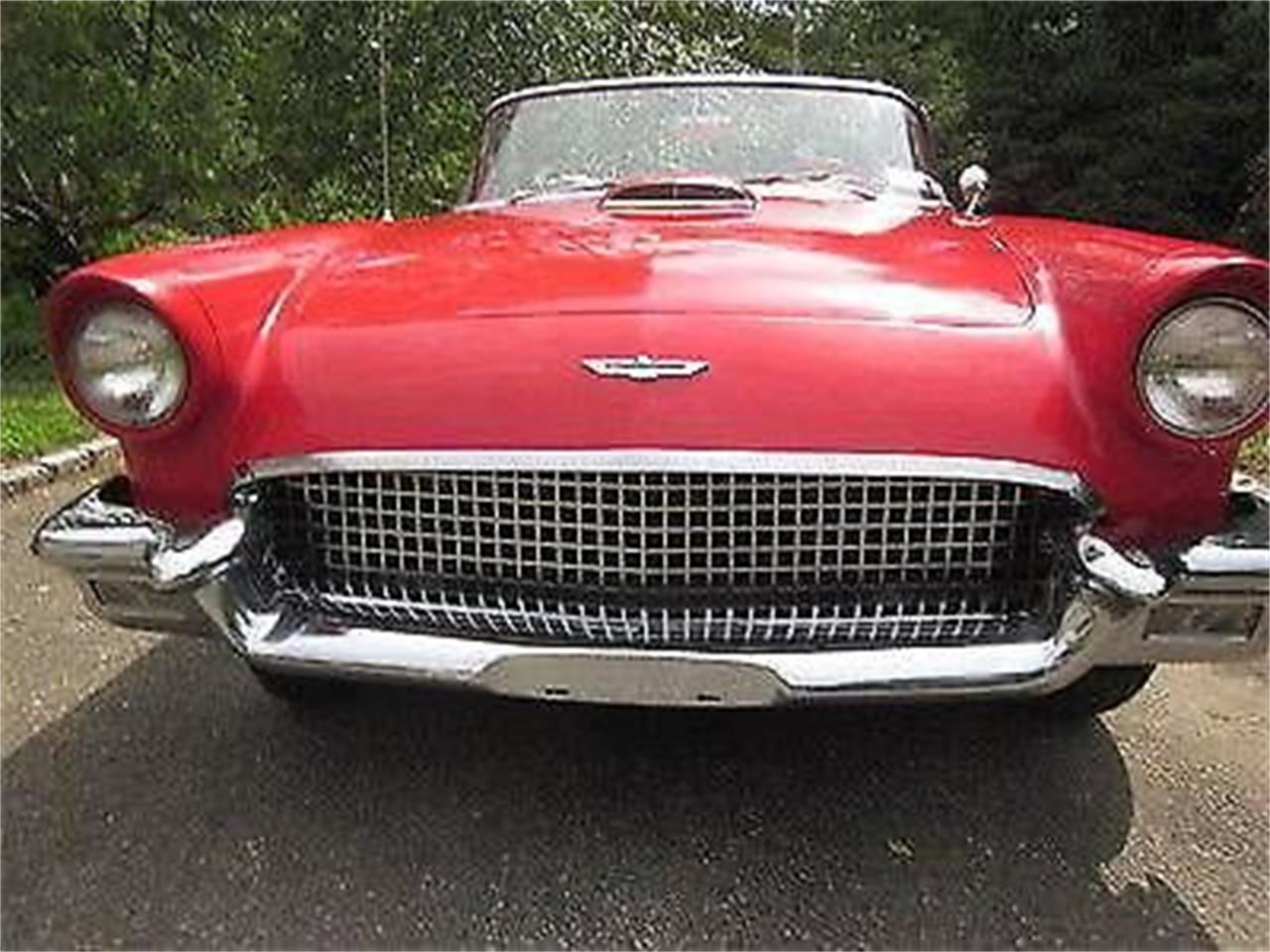 1957 Ford Thunderbird (CC-1201516) for sale in Cadillac, Michigan