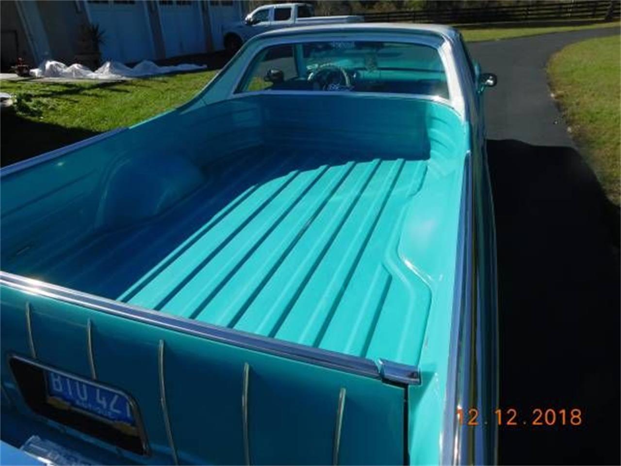 1978 Chevrolet El Camino (CC-1201537) for sale in Cadillac, Michigan