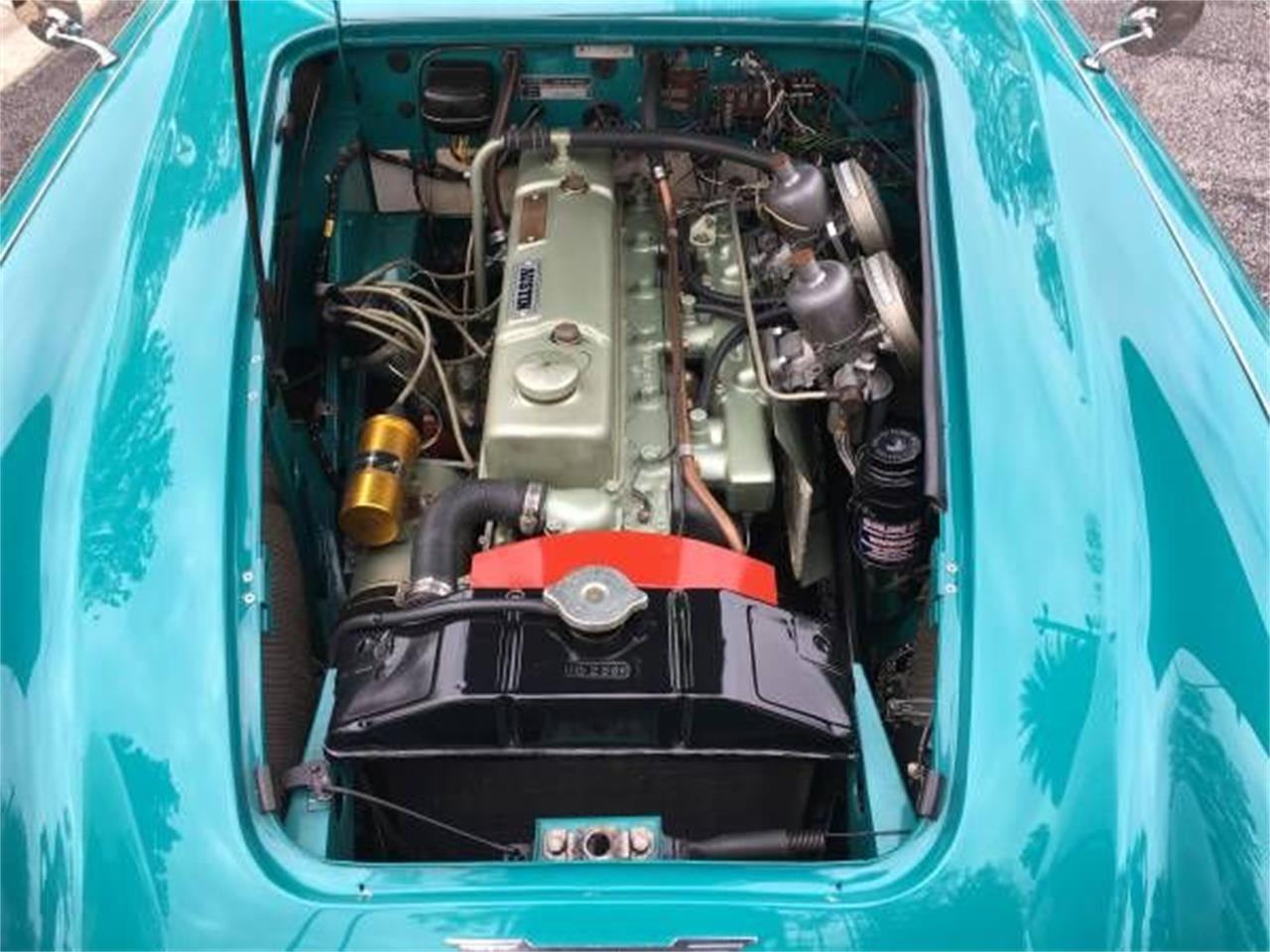 1960 Austin-Healey 3000 (CC-1201538) for sale in Cadillac, Michigan