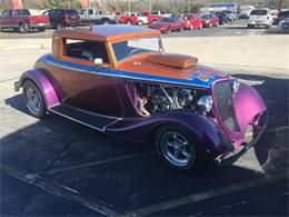 1934 Ford Street Rod (CC-1201540) for sale in Cadillac, Michigan