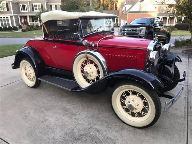 1931 Ford Model A (CC-1201541) for sale in Cadillac, Michigan