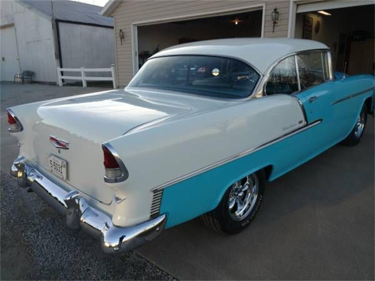 1955 Chevrolet Bel Air (CC-1200155) for sale in Cadillac, Michigan