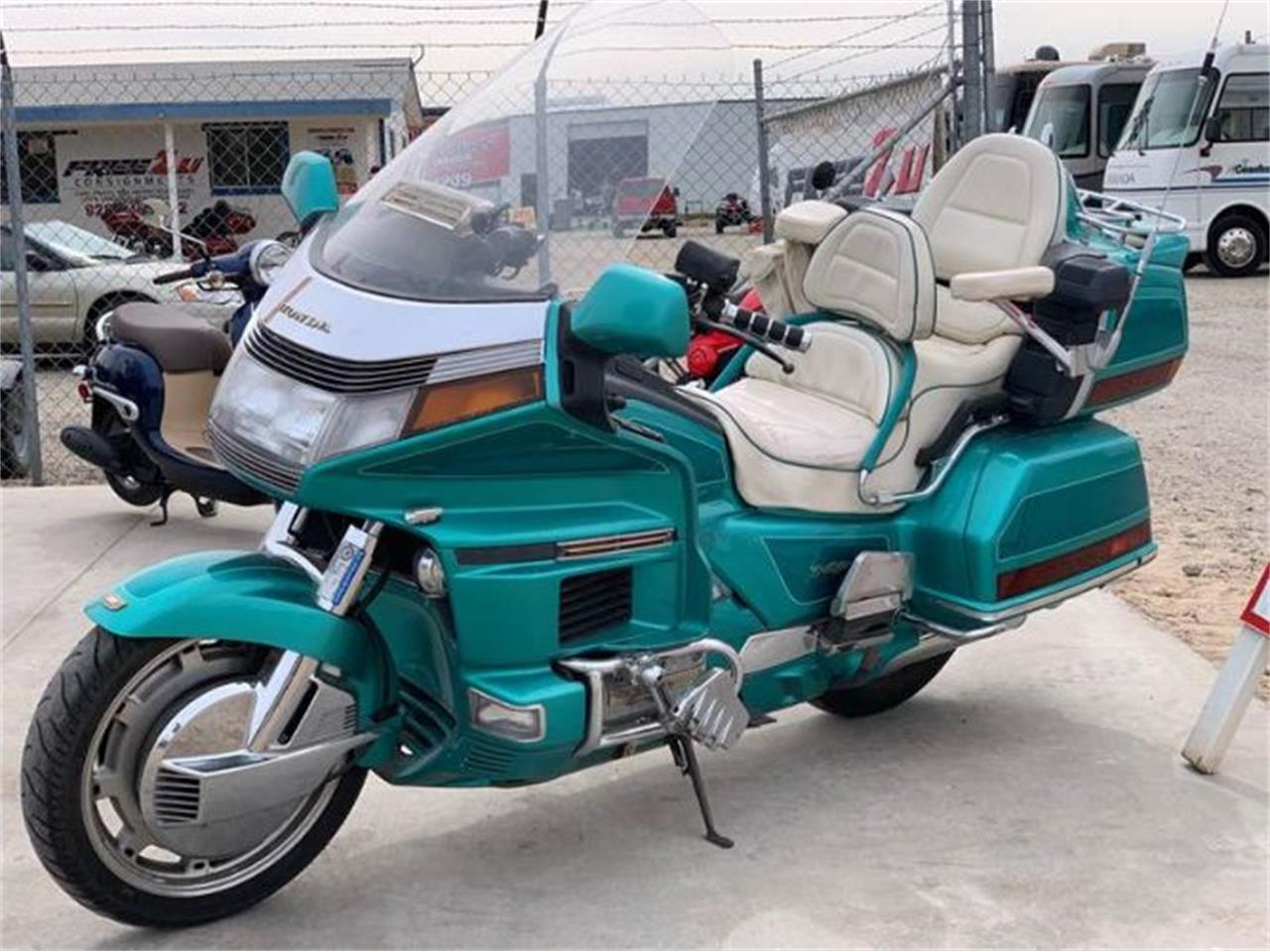 1994 Honda Goldwing (CC-1201568) for sale in Cadillac, Michigan