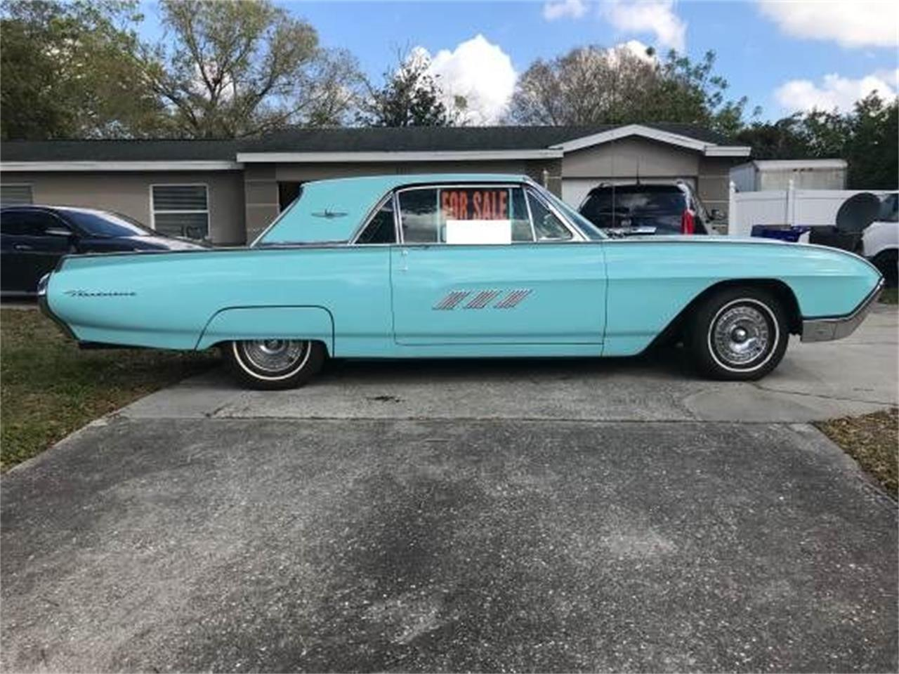 1963 Ford Thunderbird (CC-1201575) for sale in Cadillac, Michigan
