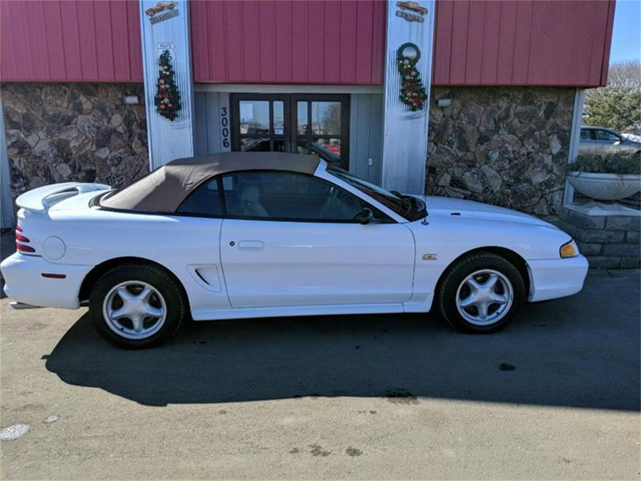 1995 Ford Mustang (CC-1201578) for sale in Spirit Lake, Iowa