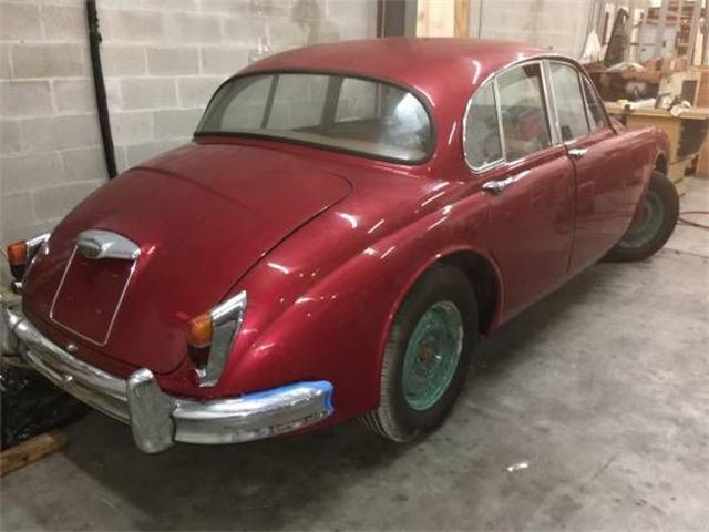 1964 Jaguar Mark II (CC-1201603) for sale in Cadillac, Michigan