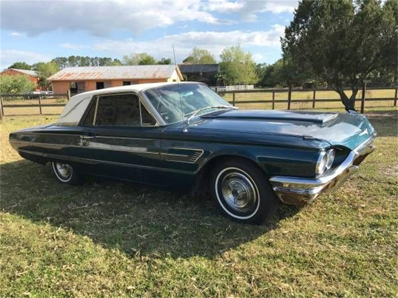 1965 Ford Thunderbird (CC-1201614) for sale in Cadillac, Michigan