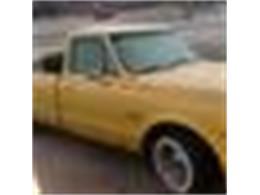 1972 Chevrolet C10 (CC-1201626) for sale in Cadillac, Michigan