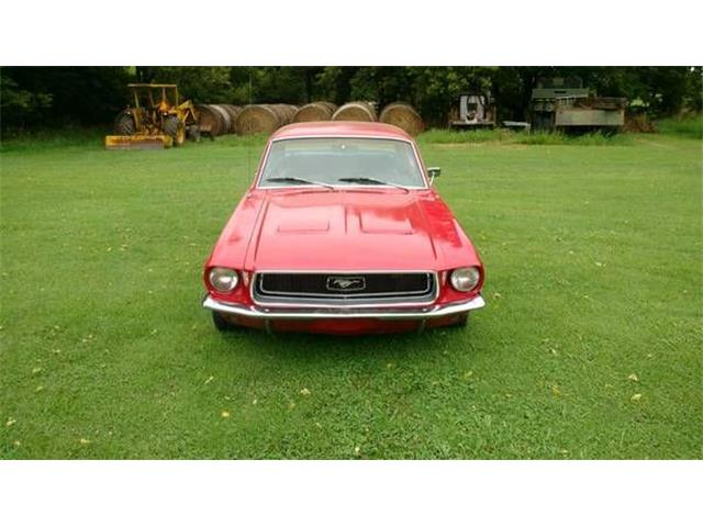 1968 Ford Mustang (CC-1201631) for sale in Cadillac, Michigan