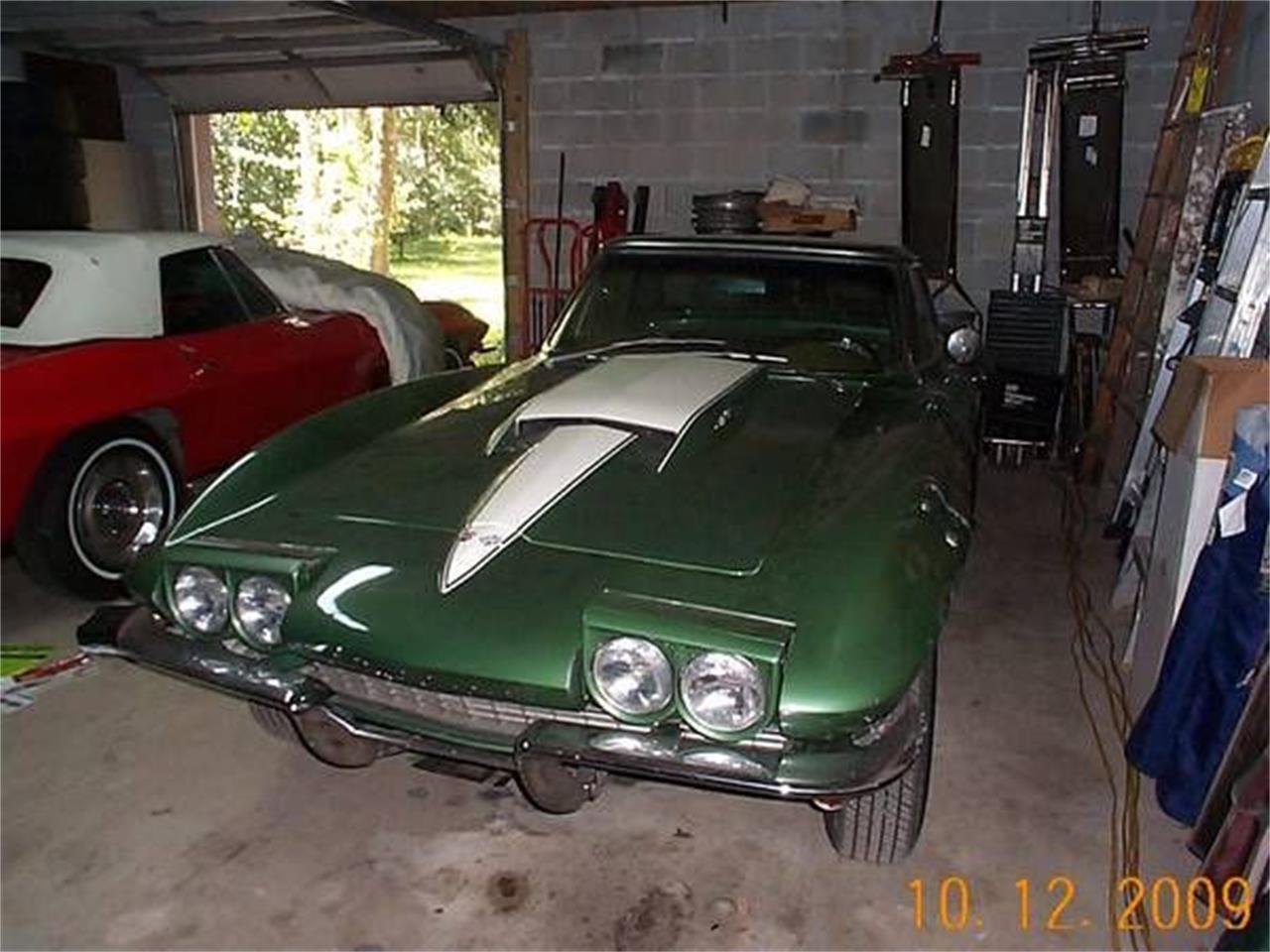 1967 Chevrolet Corvette (CC-1201633) for sale in Cadillac, Michigan