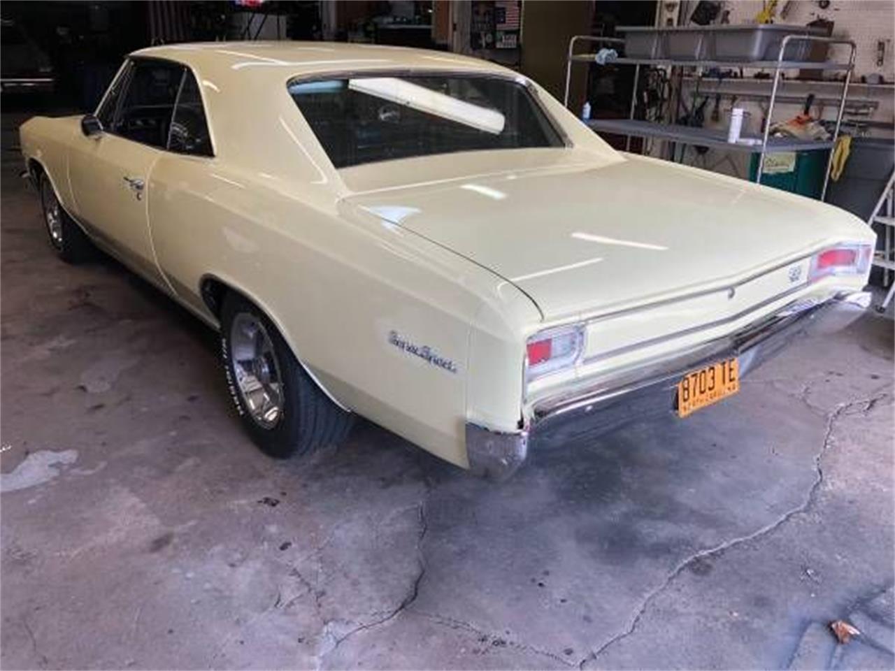 1966 Chevrolet Chevelle (CC-1201641) for sale in Cadillac, Michigan