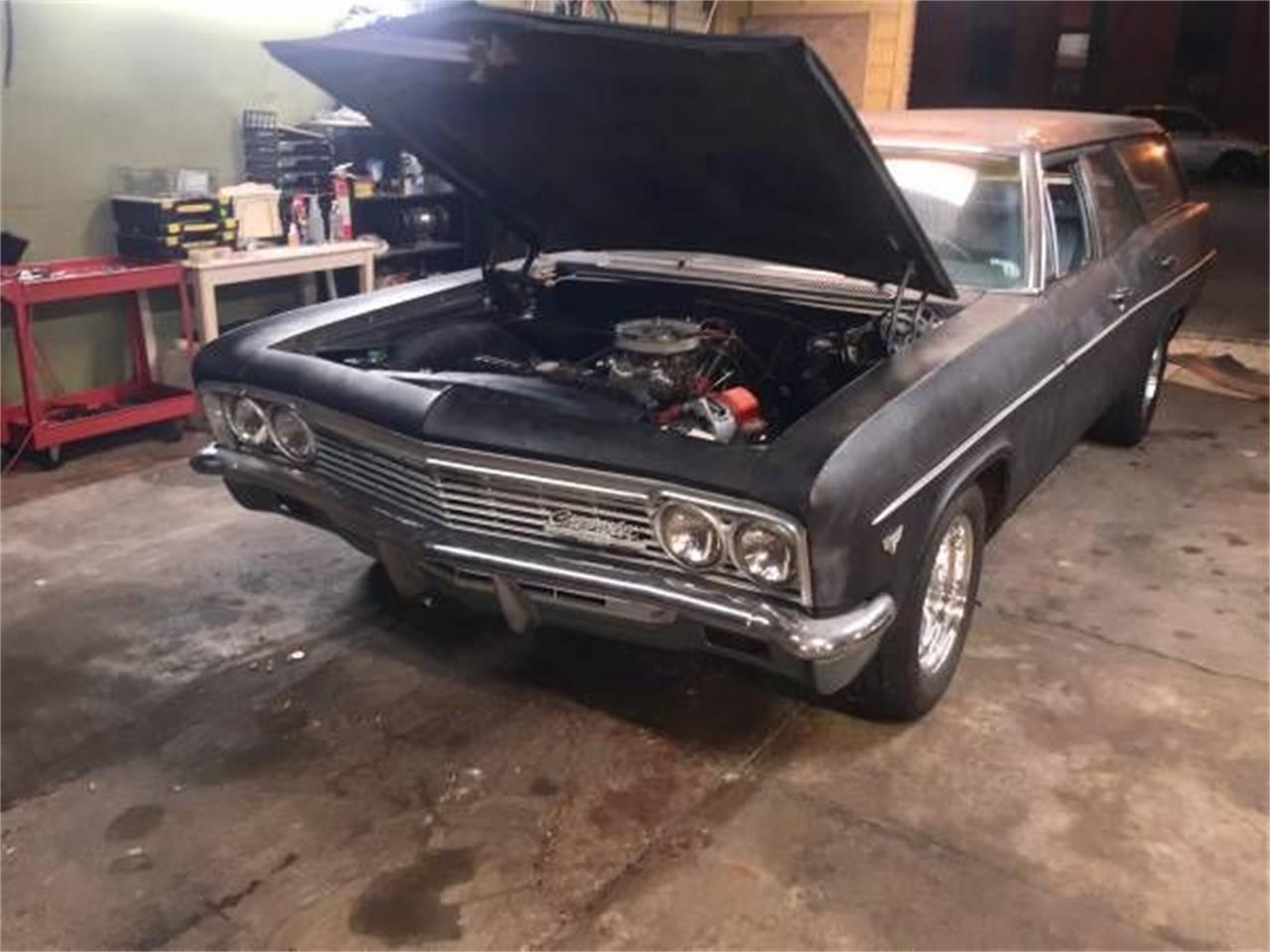 1966 Chevrolet Bel Air (CC-1201642) for sale in Cadillac, Michigan