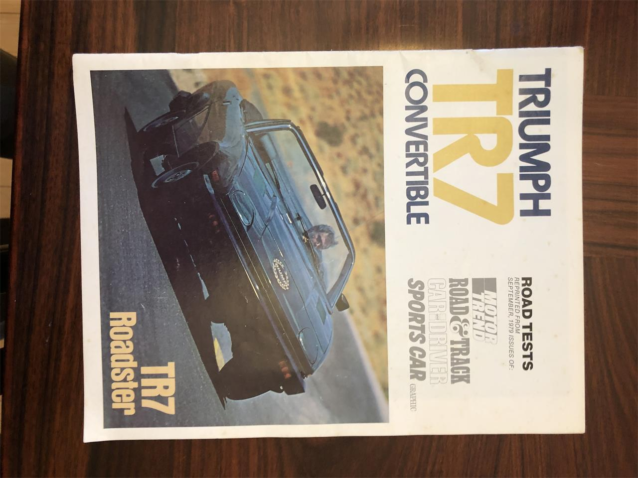 1979 Triumph TR7 (CC-1201646) for sale in Bethlehm, Pennsylvania