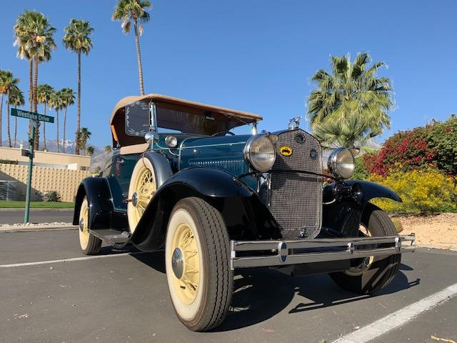 1931 Ford Deluxe (CC-1201685) for sale in Palm Springs, California