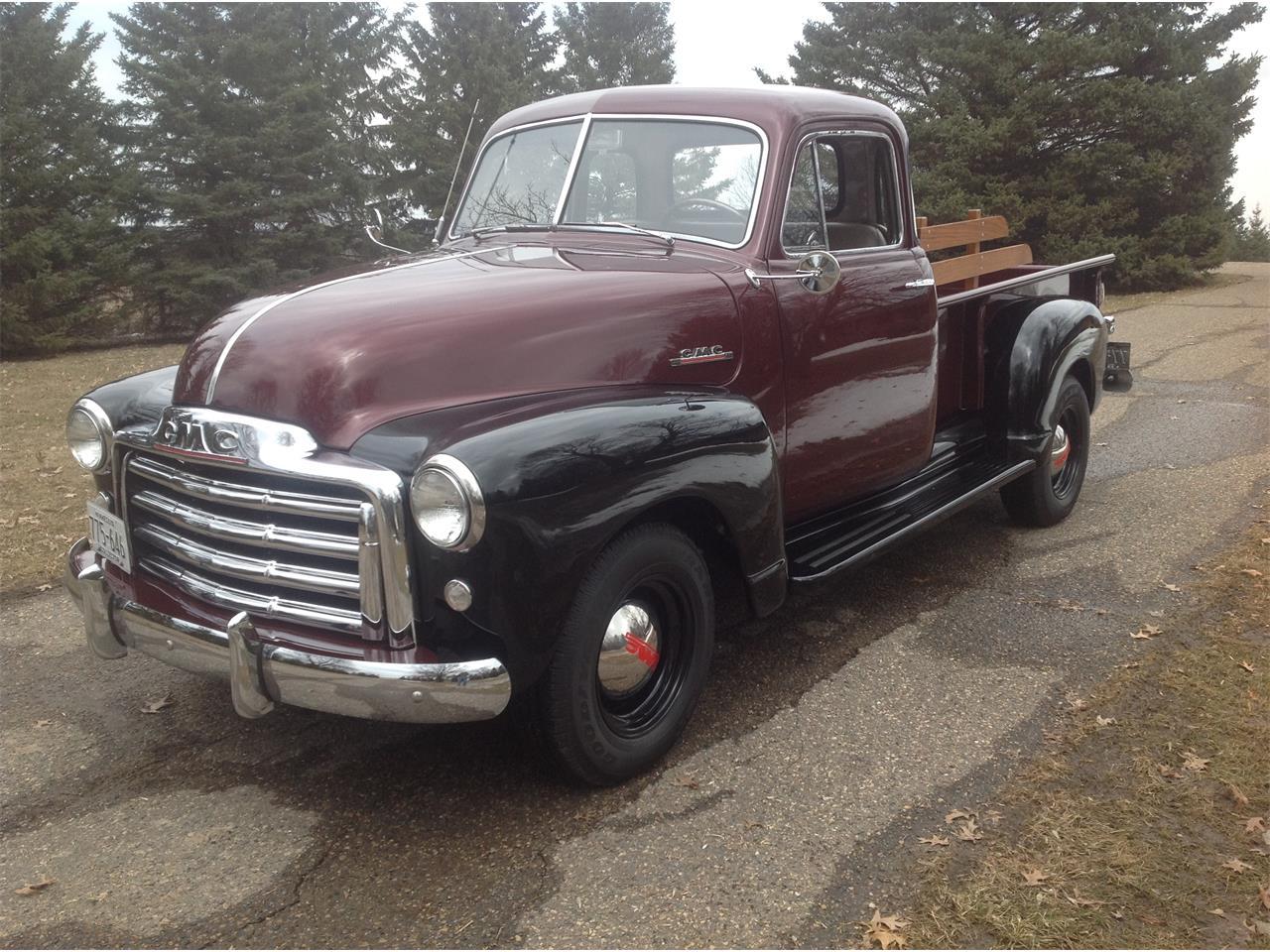 1951 Gmc Pickup For Sale Classiccars Com Cc 1201686