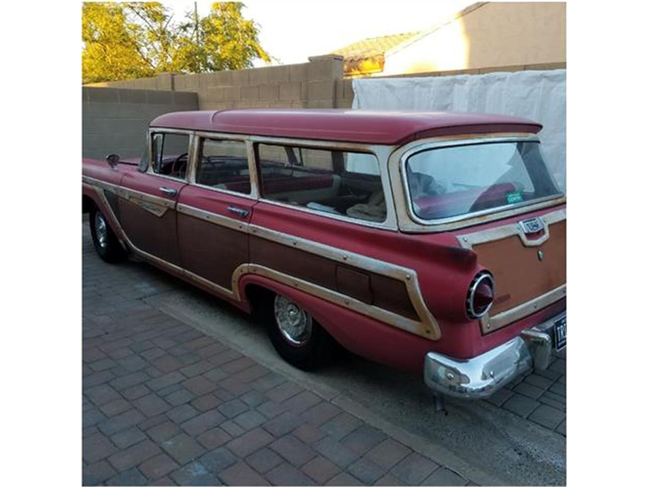 1957 Ford Country Squire (CC-1201691) for sale in Litchfield Park, Arizona