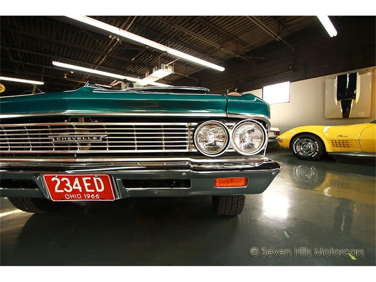 1966 Chevrolet Malibu (CC-1201700) for sale in Cincinnati, Ohio