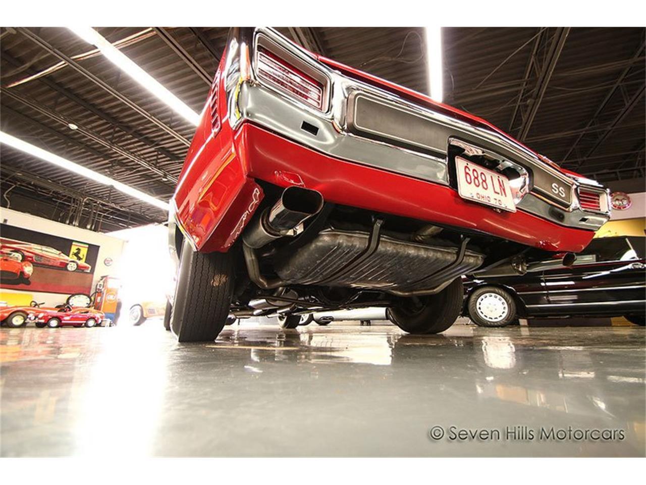 1970 Chevrolet Chevelle (CC-1201704) for sale in Cincinnati, Ohio