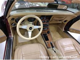 1977 Chevrolet Corvette (CC-1201707) for sale in Martinsburg, Pennsylvania
