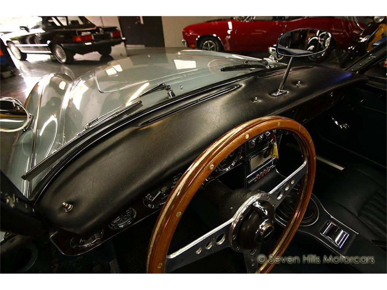 1966 Austin-Healey BJ8 (CC-1201714) for sale in Cincinnati, Ohio