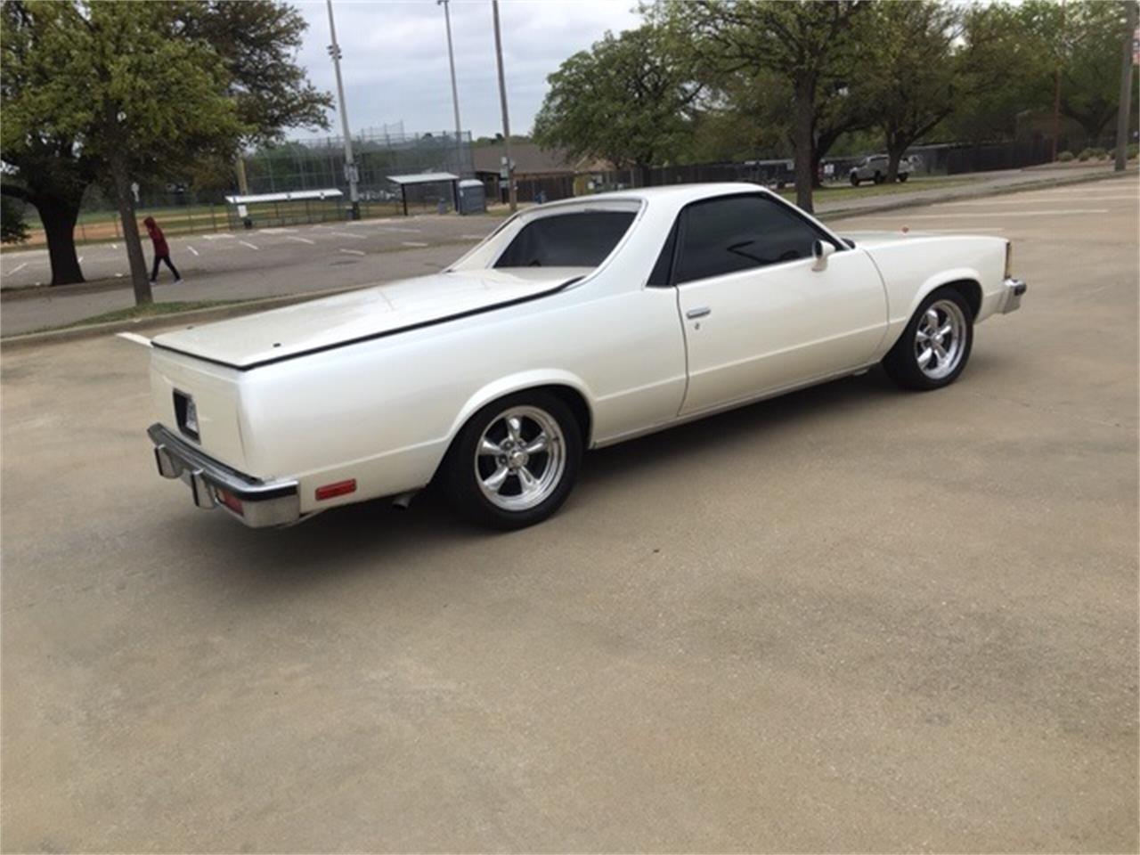 1981 Chevrolet El Camino (CC-1201721) for sale in Arlington, Texas
