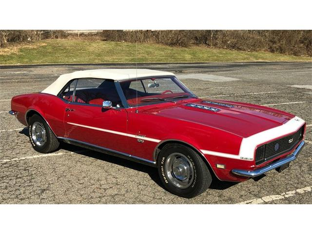 1968 Chevrolet Camaro (CC-1200180) for sale in West Chester, Pennsylvania