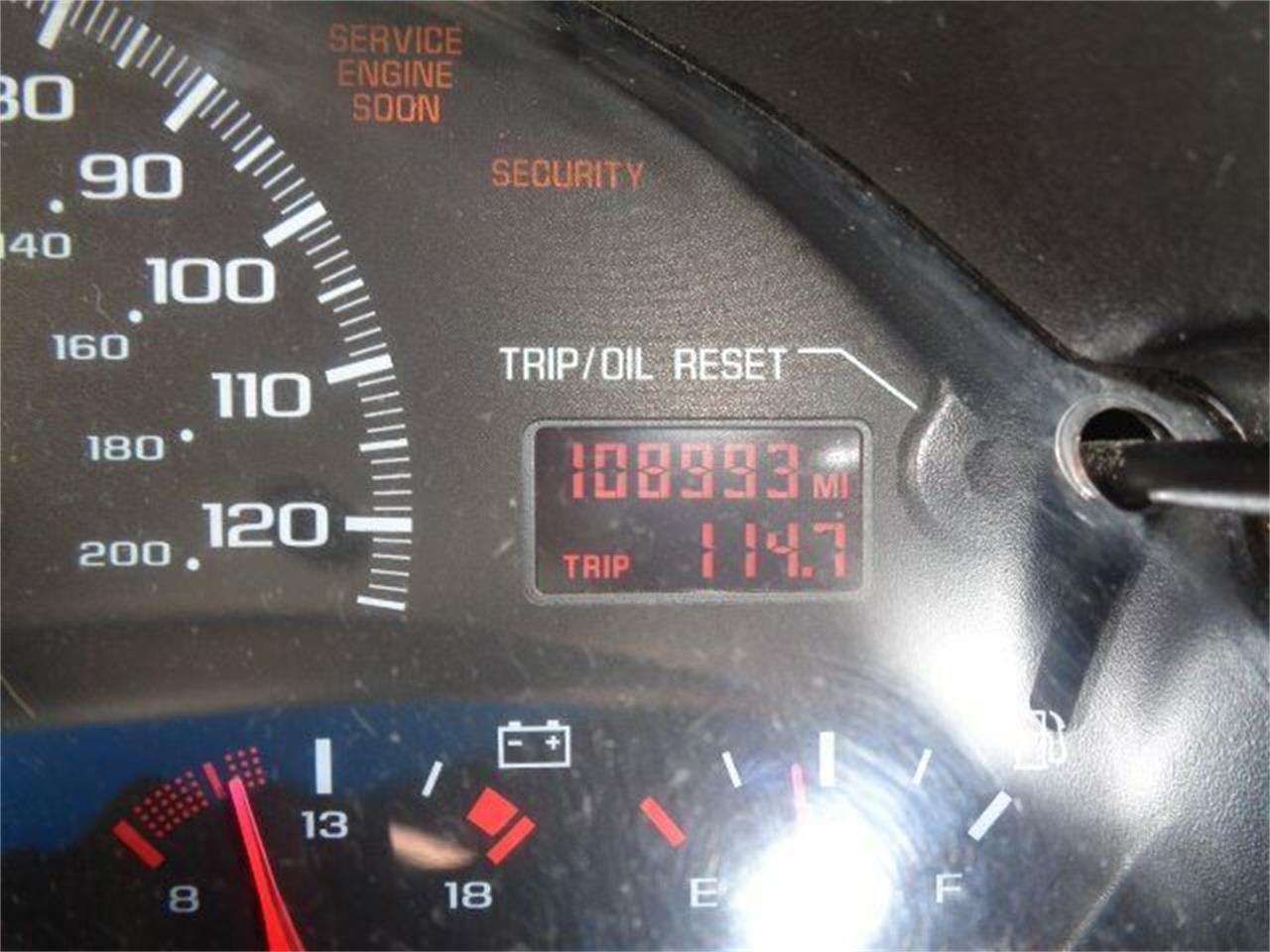 2001 Chevrolet Camaro (CC-1201838) for sale in Staunton, Illinois