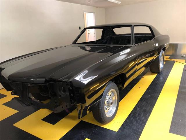 1970 Chevrolet Monte Carlo (CC-1201852) for sale in West Pittston, Pennsylvania