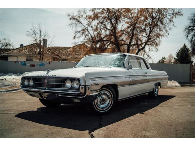 1962 Oldsmobile Starfire (CC-1201891) for sale in Vernal, Utah