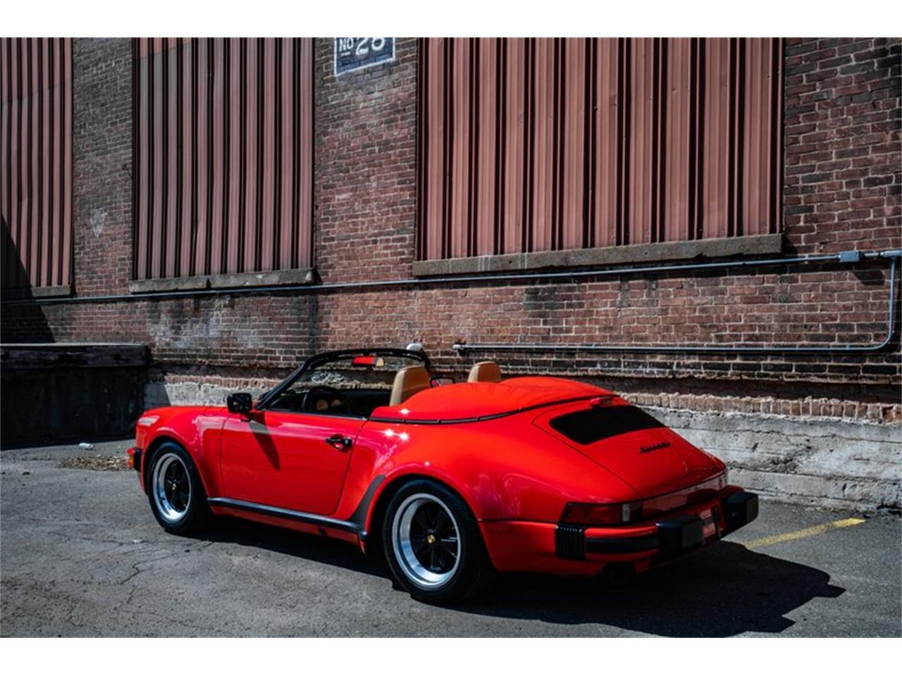 1989 Porsche 911 Speedster (CC-1201897) for sale in Wallingford, Connecticut