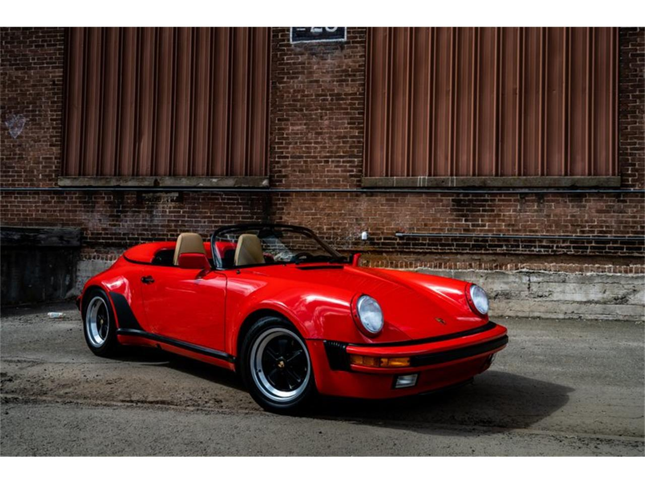 1989 Porsche 911 Speedster (CC-1201897) for sale in Wallingford, Connecticut