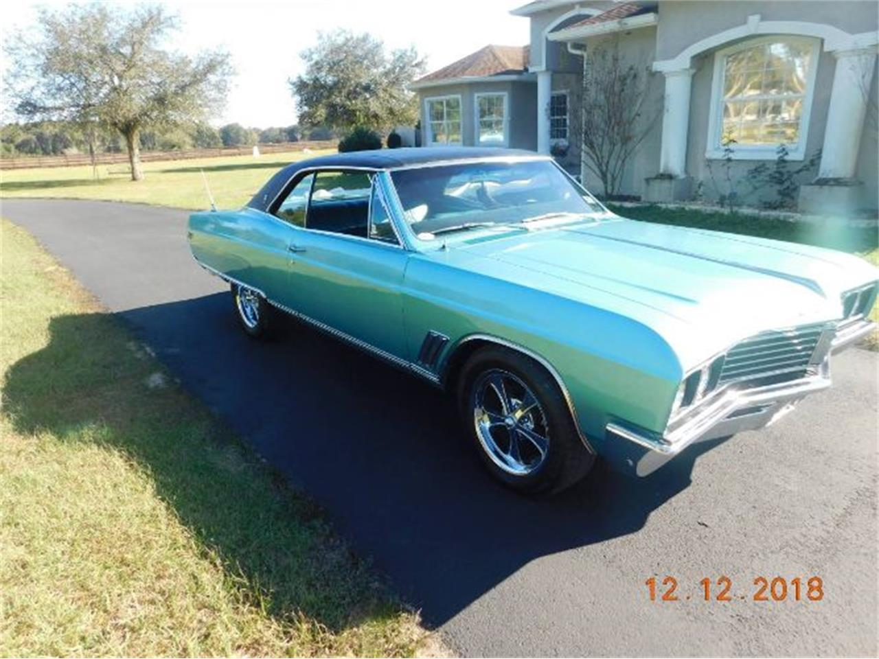 1967 Buick Skylark (CC-1201926) for sale in Cadillac, Michigan
