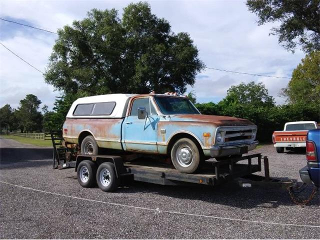 1968 Chevrolet Pickup (CC-1201927) for sale in Cadillac, Michigan