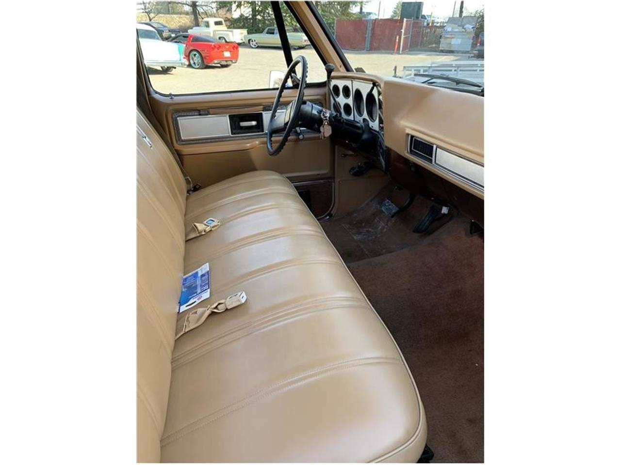 1978 GMC Sierra 1500 (CC-1201952) for sale in Roseville, California